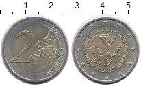 Изображение Монеты Европа Словакия 2 евро 2011 Биметалл UNC-