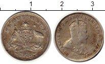Изображение Монеты Австралия и Океания Австралия 3 пенса 1910 Серебро XF