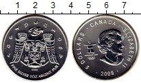 Изображение Монеты Северная Америка Канада 5 долларов 2009 Серебро UNC-