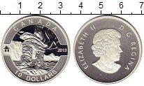 Изображение Монеты Северная Америка Канада 10 долларов 2013 Серебро Proof