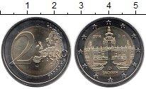Изображение Монеты Европа Германия 2 евро 2016 Биметалл UNC-