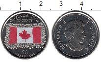 Изображение Мелочь Северная Америка Канада 25 центов 2015 Медно-никель UNC