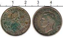 Изображение Монеты Европа Великобритания 1 шиллинг 1942 Серебро VF