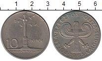 Изображение Монеты Европа Польша 10000 злотых 1965 Медно-никель UNC-