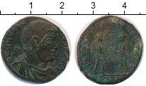 Изображение Монеты Древний Рим 1 центонианализ 0 Медь UNC- Магненций