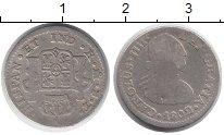 Изображение Монеты Северная Америка Мексика 1 реал 1802 Серебро VF