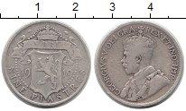 Изображение Монеты Азия Кипр 9 пиастров 1919 Серебро VF