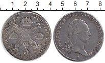 Изображение Монеты Нидерланды 1 талер 1795 Серебро XF