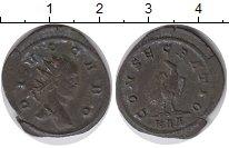 Изображение Монеты Древний Рим 1 антониниан 0 Биллон  Кар. Диво Кар. Посме