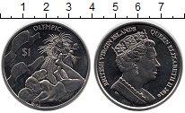 Изображение Мелочь Северная Америка Виргинские острова 1 доллар 2016 Медно-никель UNC-