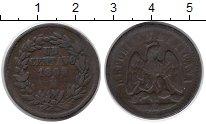 Изображение Монеты Мексика 1 сентаво 1890 Медь VF
