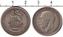 Изображение Монеты Европа Великобритания 1 шиллинг 1927 Серебро VF