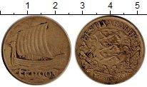Изображение Монеты Европа Эстония 1 крона 1934 Латунь XF