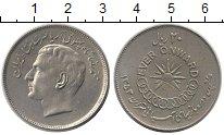Изображение Монеты Иран 20 риалов 1974 Медно-никель XF