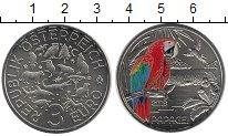 Изображение Монеты Европа Австрия 3 евро 2018 Медно-никель UNC