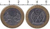 Изображение Монеты Африка Сахара 500 песет 2010 Биметалл UNC-