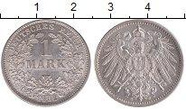 Изображение Монеты Германия 1 марка 1902 Серебро XF+