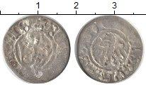 Изображение Монеты Польша 1/2 гроша 0 Серебро VF