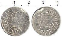 Изображение Монеты Литва 1/2 гроша 0 Серебро VF Александр Ягеллончик