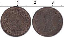 Изображение Монеты Индия 1/12 анны 1933 Медь XF Георг V