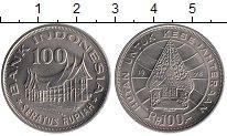 Изображение Монеты Индонезия 100 рупий 1978 Медно-никель UNC