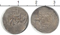 Изображение Монеты Золотая Орда 1 дирхем 0 Серебро VF Пулад хан 1407-1410г