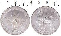Изображение Мелочь США 1 доллар 2014 Серебро UNC