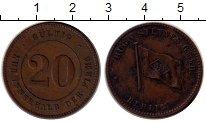 Изображение Монеты Германия 20 пфеннигов 0 Бронза XF