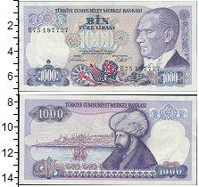 Изображение Банкноты Турция 1000 лир 0