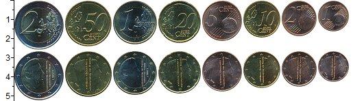 Изображение Наборы монет Нидерланды Нидерланды 2014 2014  UNC-