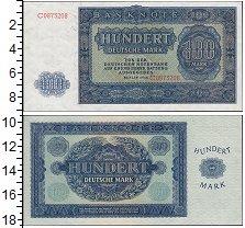 Изображение Банкноты Германия 100 марок 1948  UNC