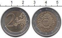 Изображение Монеты Европа Австрия 2 евро 2012 Биметалл UNC-