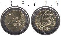 Изображение Монеты Европа Италия 2 евро 2006 Биметалл UNC-