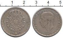 Изображение Монеты Швеция 1 крона 1942 Серебро XF-