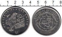 Изображение Монеты Африка Либерия 1 доллар 1996 Медно-никель UNC-