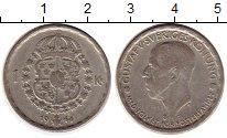 Изображение Монеты Европа Швеция 1 крона 1944 Серебро XF