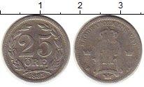 Изображение Монеты Европа Швеция 25 эре 1883 Серебро VF