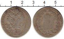 Изображение Монеты Австрия 20 крейцеров 1787 Серебро VF Иосиф II