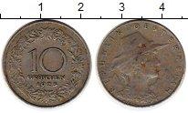 Изображение Монеты Европа Австрия 10 грош 1923 Медно-никель XF