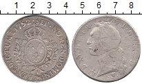 Изображение Монеты Европа Франция 1 экю 1752 Серебро VF