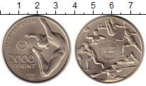 Изображение Монеты Венгрия 2000 форинтов 2016 Медно-никель UNC