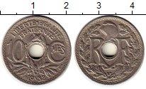 Изображение Монеты Франция 10 сантим 1932 Медно-никель XF