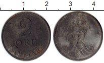 Изображение Монеты Европа Дания 2 эре 1961 Цинк VF