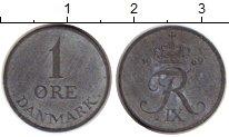 Изображение Монеты Дания 1 эре 1969 Цинк XF