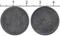 Изображение Монеты Бельгия 1 франк 1943 Цинк XF-
