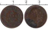 Изображение Монеты Индия 1/12 анны 1910 Бронза XF