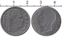 Изображение Монеты Европа Италия 20 сентесим 1941 Медно-никель XF