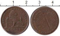 Изображение Монеты Бельгия 2 сантима 1919 Бронза XF-