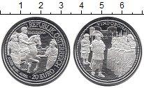 Изображение Монеты Европа Австрия 20 евро 2010 Серебро Proof