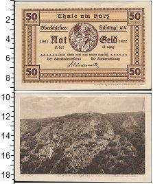 Изображение Банкноты Германия : Нотгельды 50 пфеннигов 1922